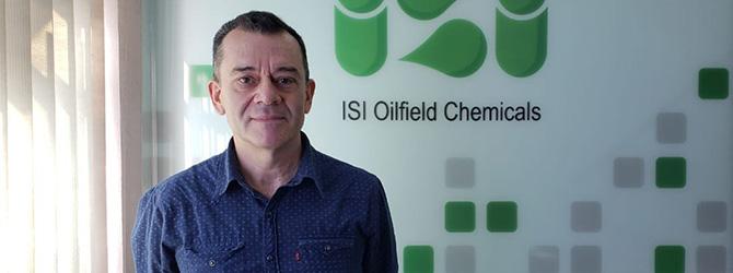 Eugenio Otero, Líder De Producto En ISI