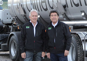 Socios Fundadores ISI Oilfield Chemicals
