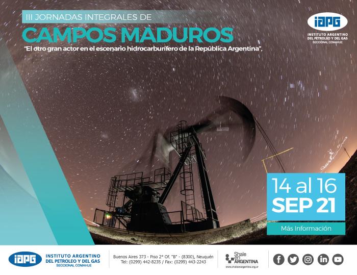 Jornadas Integrales Campos Maduros